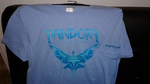 Out now! Pandora Annual Passholder Merchandise 1