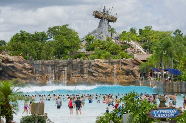 Typhoon Lagoon Closure