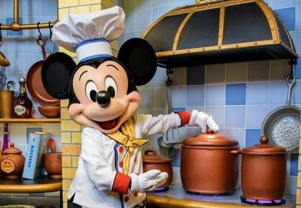 Mickey Mouse Making Special Appearance at Goofy\'s Kitchen