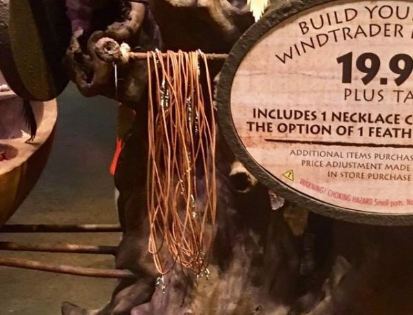 Build Your Own Na'vi Necklace in Pandora - The World of Avatar 1