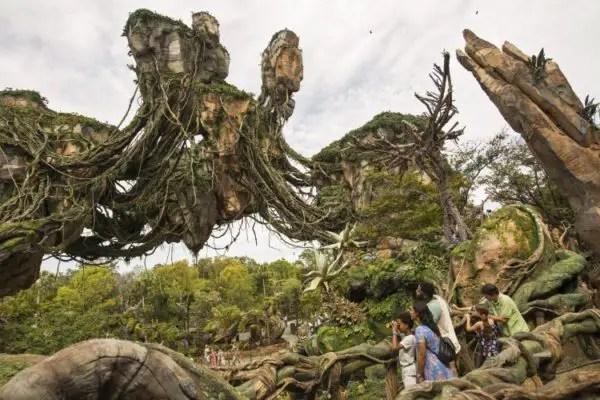 Take a Photo Tour of Pandora - World of Avatar Opening This Weekend at Disney's Animal Kingdom 5