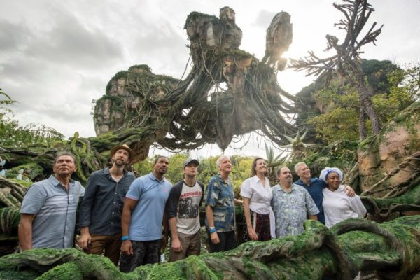 Take a Photo Tour of Pandora - World of Avatar Opening This Weekend at Disney's Animal Kingdom 1