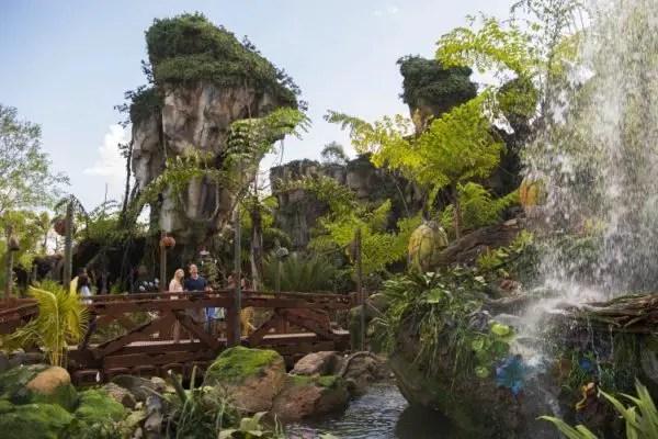 Take a Photo Tour of Pandora - World of Avatar Opening This Weekend at Disney's Animal Kingdom 4