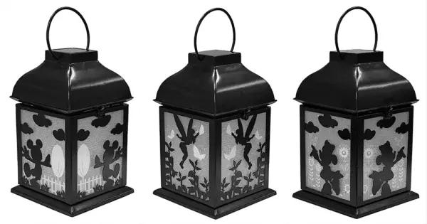 Disney Solar Garden Lanterns