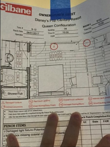 New Photos of Pop Century Room Renovations Shows Major Changes 2