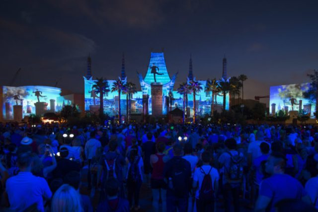 """""""Disney Move Magic"""" Is the New Amazing Nighttime Entertainment at Hollywood Studios 2"""