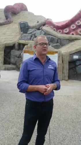 Experience 'Kraken Unleashed' Sea World Orlando 2