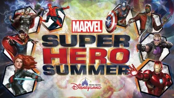 Summer Hero Summer Now Open at Hong Kong Disneyland 1