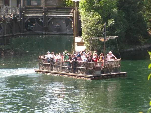 Tom Sawyer Island Re-opens