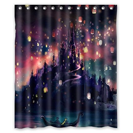 Five Unique Disney Inspired Shower Curtains We Love  Chip and Co