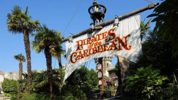Pirates of the Caribbean at Disneyland Slated to Undergo Refurbishment Next Month 1