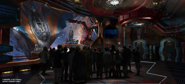 CONFIRMED: Two New Attractions Coming to Epcot 2