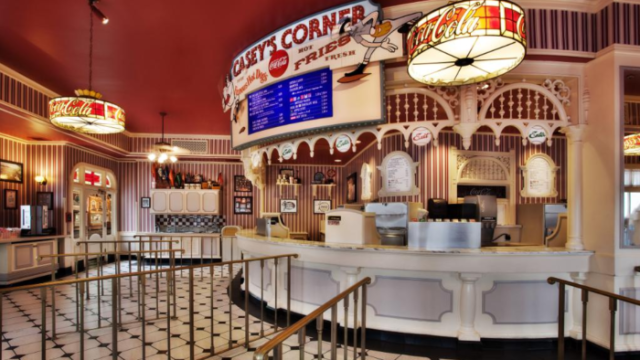 Cheese Sauce Has Returned To Casey's Corner In The Magic Kingdom 1