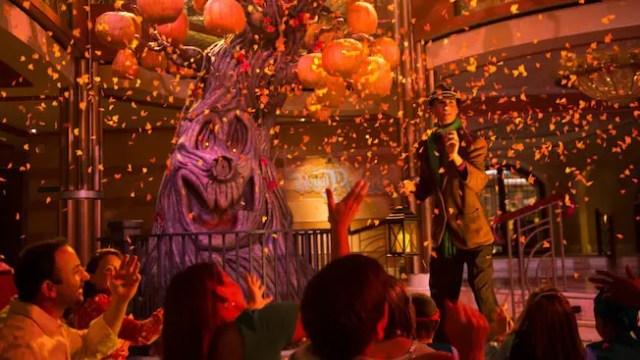 Video: Halloween On the High Seas With Disney Cruise Line 1