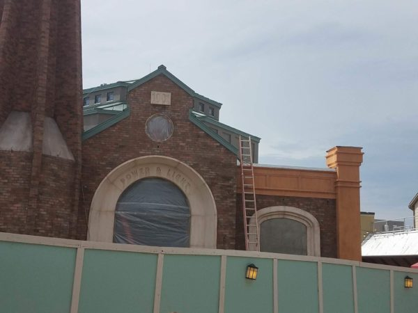 Photo Update on Construction of The Edison in Disney Springs 4