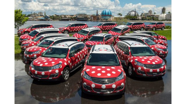 Fort Wilderness Added To Growing List of Resorts Now Offering Minnie Van Service 2
