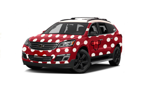 Minnie Van Service To Orlando International Airport Now Available At All Deluxe Resorts 1
