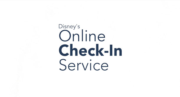 New Online Check-In Feature Available On My Disney Experience App 2