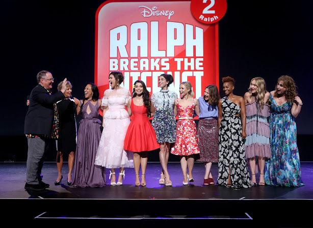 Recap Of All Future Disney Animated Movies Announced at D23 Expo Day 1 9