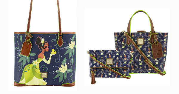Tiana and Haunted Mansion Dooney & Bourke Collections