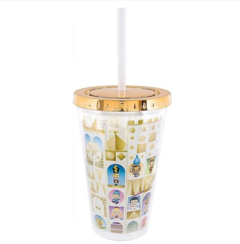 """New """"it's a small world"""" Tumbler Available at Disney Springs 1"""