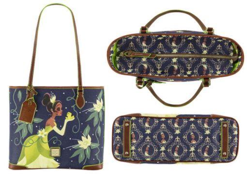 New Tiana and Haunted Mansion Dooney & Bourke Collections Coming Soon 1