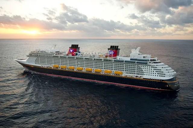 Disney Cruise Line 2019