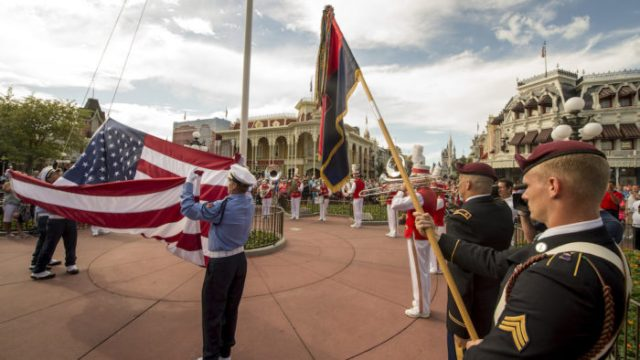 Walt Disney World Honors U.S. Army's 82nd Airborne Division 1