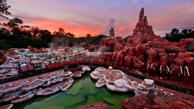 Exploring Walt Disney World's Coasters On National Roller Coaster Day 1