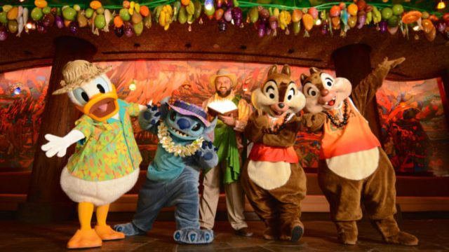 Chip and Dale Surf's Up