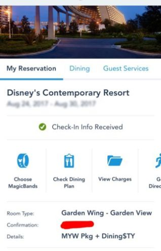Track Your Dining Credits and More with Latest My Disney Experience Update 3