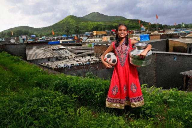 DISNEY Partners With Girl Up for New Global Photo Campaign Supporting Girls Around the World 2