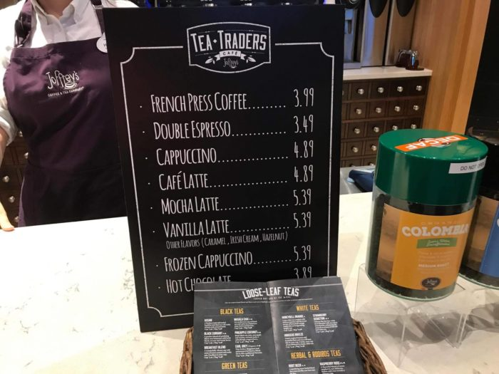 PHOTOS: Mickey Mouse-Topped Coffee Now Available At Joffrey's Tea Traders 3