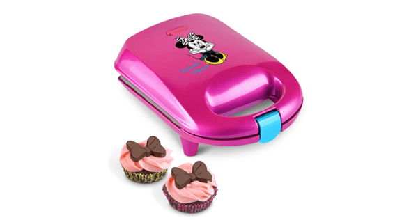 Enjoy Creating Sweet Treats with the Minnie Mouse Cupcake Maker 1