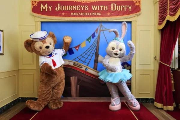 Duffy's Adorable Friend StellaLou Has Made Her Way to Hong Kong Disneyland 2