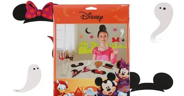 Halloween Disney Photo Prop Kit
