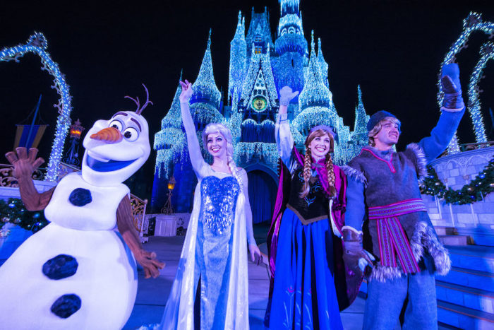 Frozen Holiday