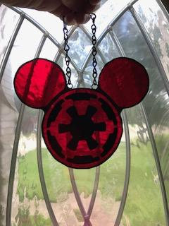 These Disney Inspired Suncatchers Are a Ray of Sunshine 2