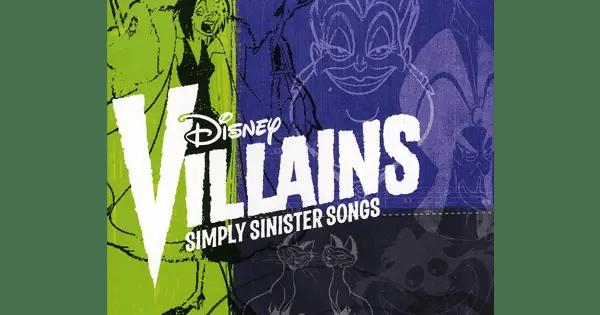 Disney Villains Music Album