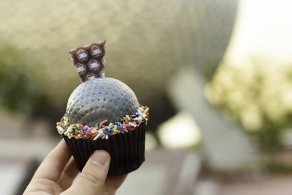 Epcot Celebrates 35 Years with Special Cupcakes at Epcot International Food & Wine Festival 1