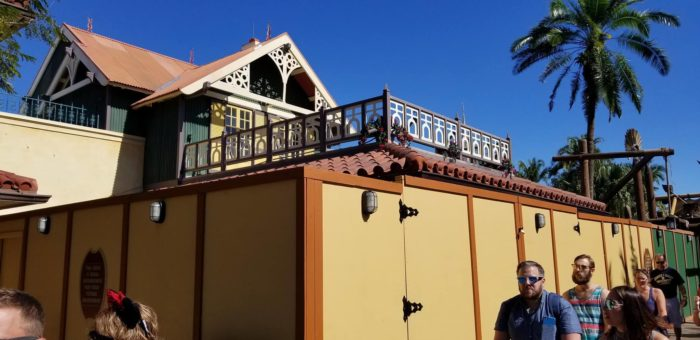 Could Adventureland Veranda Construction Mean Moana Is Coming? 1