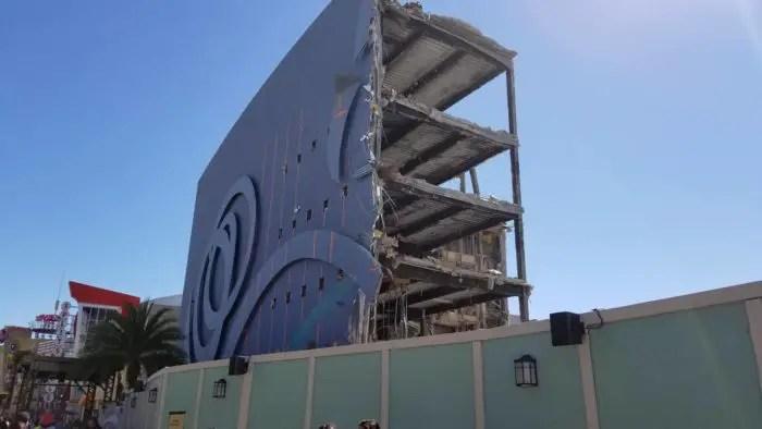 DisneyQuest Demolition