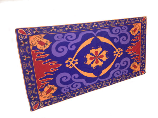 Aladdin Magic Carpet Towel