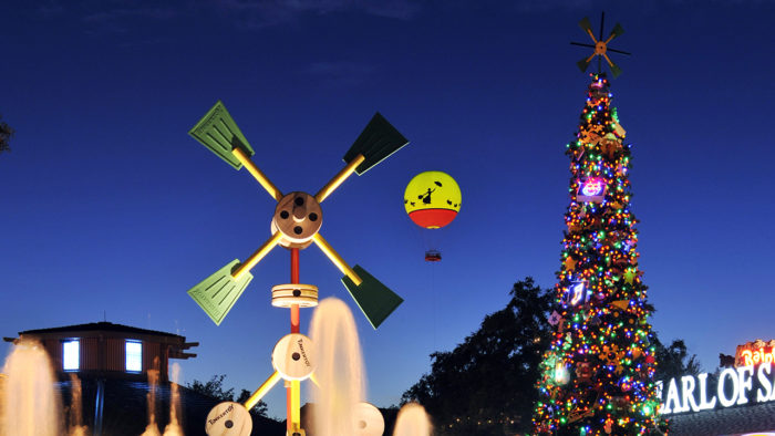 Christmas Festivities at Disney Springs to Kick Off Starting November 10th 1