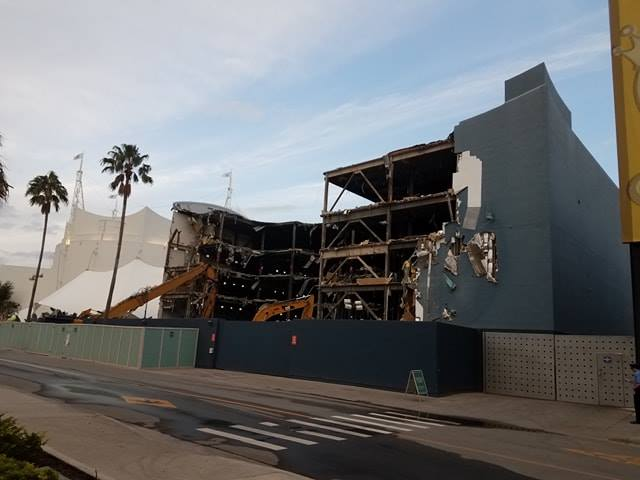 Photos Show DisneyQuest Demolition Under Way At Disney Springs To Make Room For New NBA Experience 5