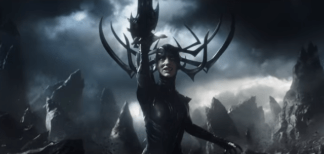 New Thor: Ragnarock Featurette Released Featuring Cate Blanchett as Hela 1