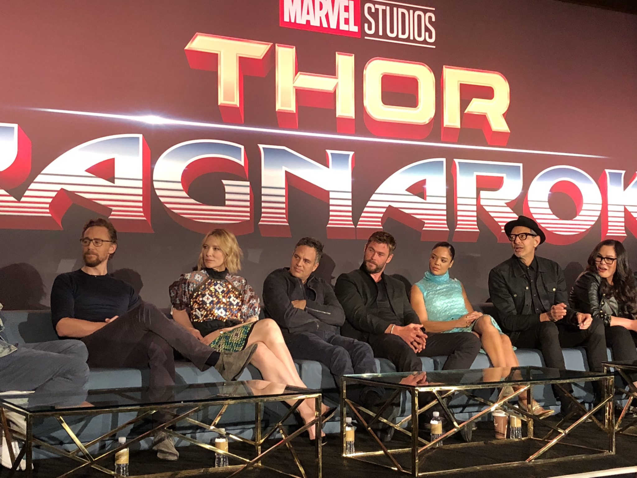 A Chat with the Cast & Crew of Marvel's Thor: Ragnarok 2