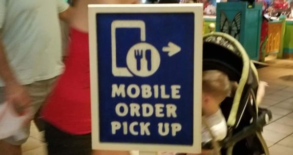 mobile odering