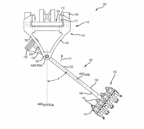 Walt Disney Company Submits Ride Patent for New Theme Park Experience 2