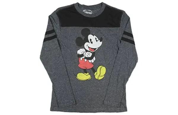 long sleeve Mickey tee